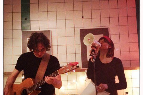 Musique in Aspik in der Metzgerei