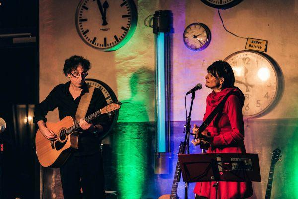Musique in Aspik in der N8stallung