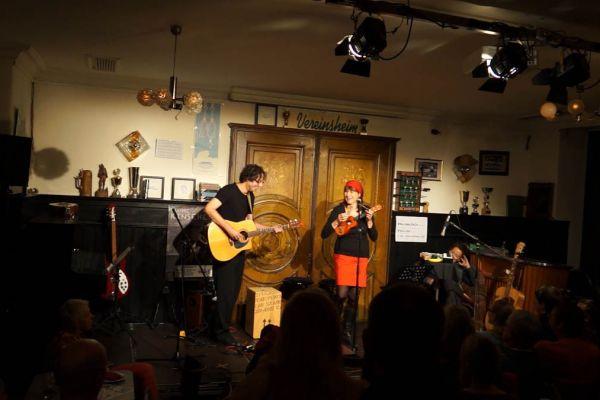 Musique in Aspik im Vereinsheim, München